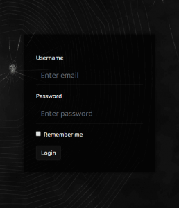 Bootstrap Login Form With Background Image