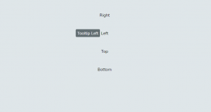 Tooltip Using CSS